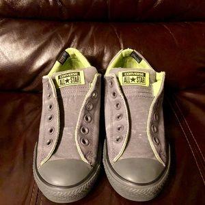 Big boys size 4.5 Converse!
